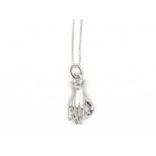 Ciondolo OHM in argento 925 - ValentinaDomenichelli.com