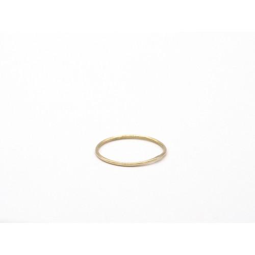 Fedina SO SIMPLE in oro 18k - valentinadomenichelli.com