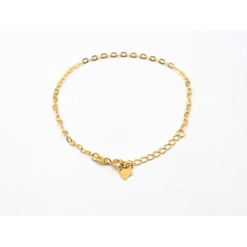 Bracciale MINIMAL in argento 925 - valentinadomenichelli.com