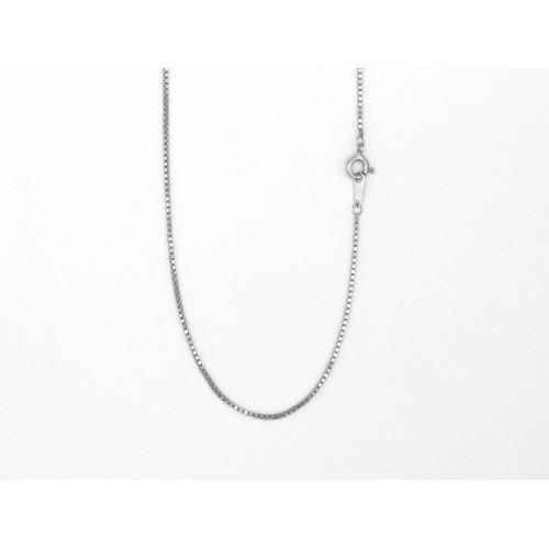 catenina BOX in argento 925 - ValentinaDomenichelli.com