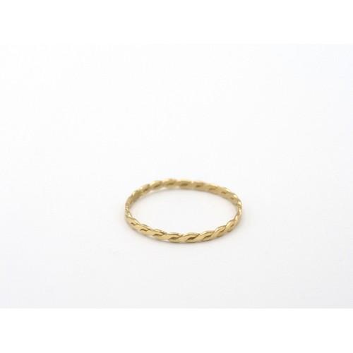 Anello DUNE in oro 18k - valentinadomenichelli.com