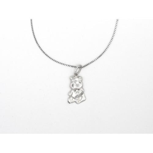 Ciondolo TENDY in argento 925 - valentinadomenichelli.com