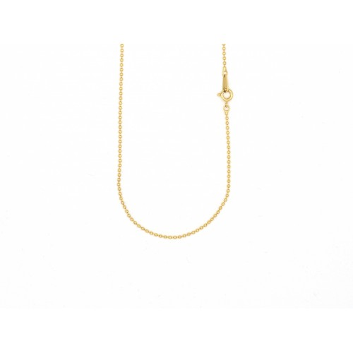 catenina MARBLE in argento 925 bagnato oro - ValentinaDomenichelli.com