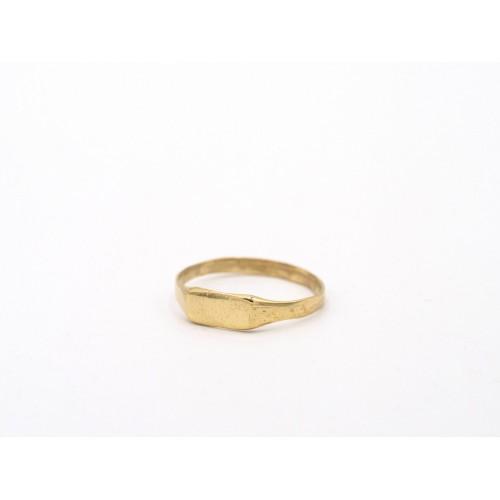 Anello PINKY JR in bronzo - valentinadomenichelli.com