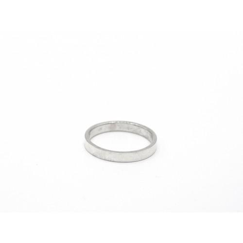 Anello SO SIMPLE a fascetta in argento 925 - valentinadomenichelli.com