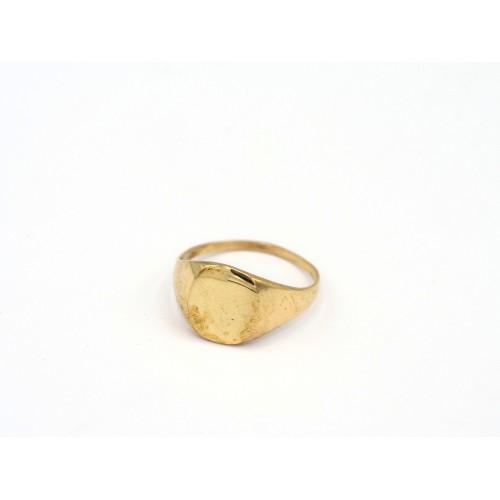 Anello PINKY in bronzo - valentinadomenichelli.com