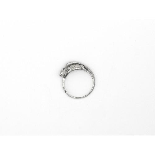 Anello KAMAL in argento 925 - valentinadomenichelli.com