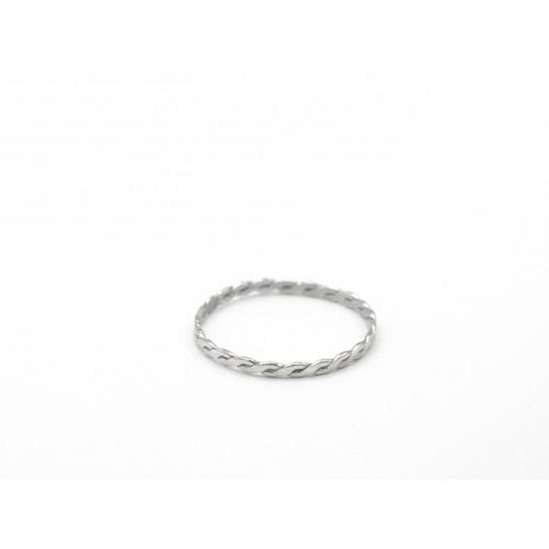 Anello DUNE in argento 925 - valentinadomenichelli.com
