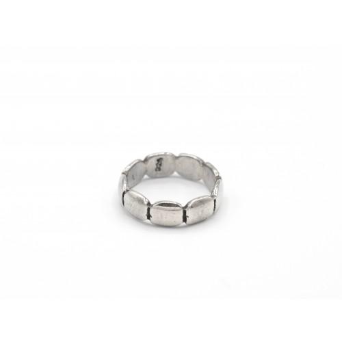 Anello GINEVRINE in argento 925 - valentinadomenichelli.com