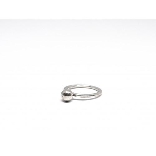 anello BUBBLE ring argento 925