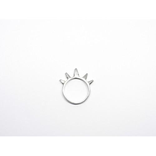 Anello SILVER PUNK argento 925