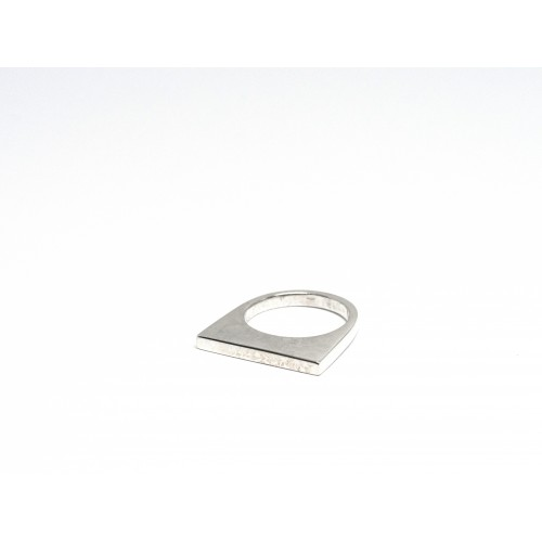 Anello BAR in argento 925 - ValentinaDomenichelli.com