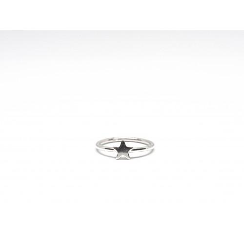 Anello STAR in argento 925 - ValentinaDomenichelli.com