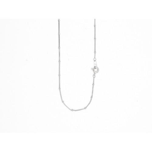 catenina Dots in argento 925 - ValentinaDomenichelli.com