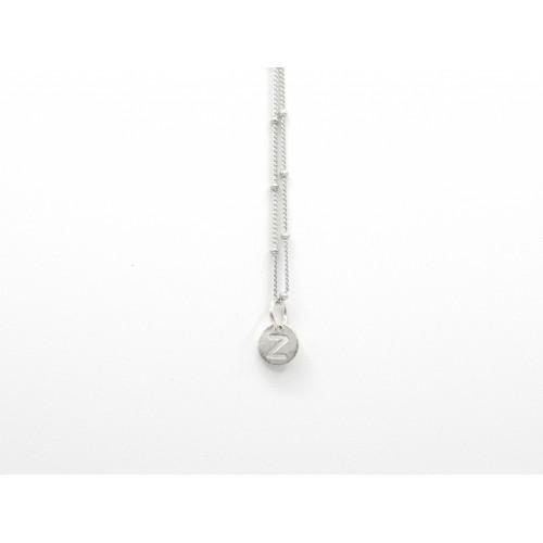 Ciondolo ALPHABET in argento 925 - ValentinaDomenichelli.com
